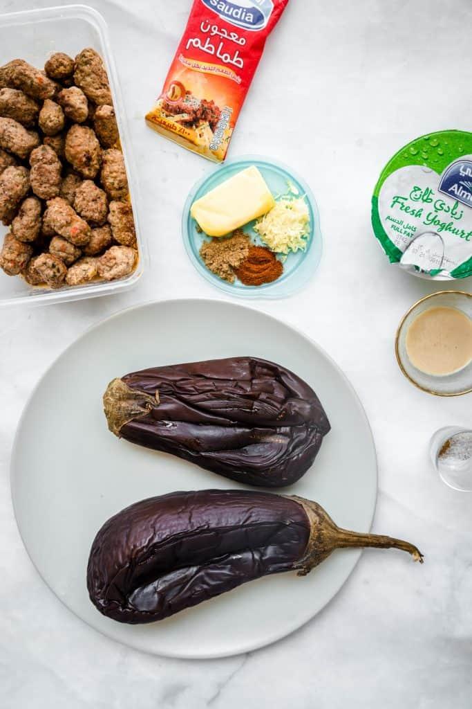 ingredients needed to make alinazik