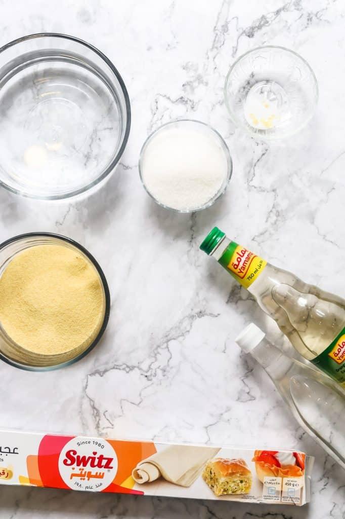 ingredients needed to make tamriyeh